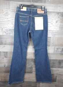 Express Low Rise Flare Jeans